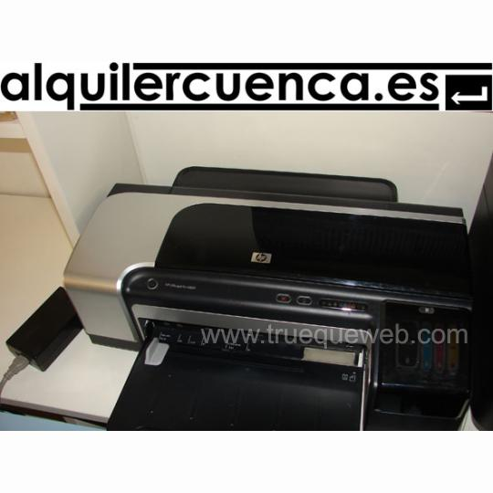 Imagen de IMPRESORA HP OFFICEJET PRO K850 A3 COLOR DUPLEX USB ETHERNET