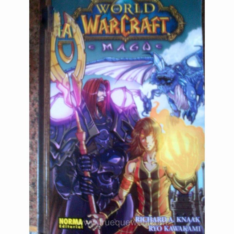Imagen de World of Warcraft; Mago